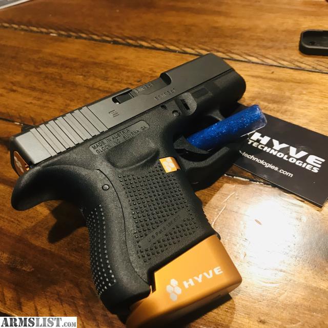 Glock 27 Gen 4 – Jerusalem House