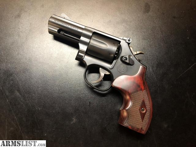 ARMSLIST - For Sale: Smith & Wesson Model 19 Carry Comp