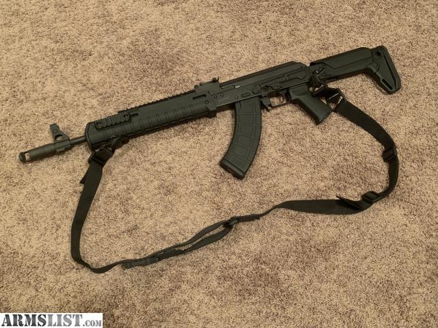 ARMSLIST - For Sale: Yugo N-PAP AK-47 w/ Magpul Zhukov