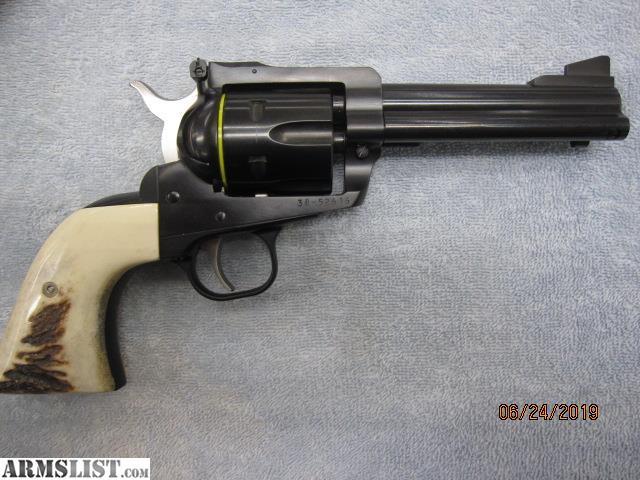 ARMSLIST - For Sale: Ruger Blackhawk Convertible  357 Mag