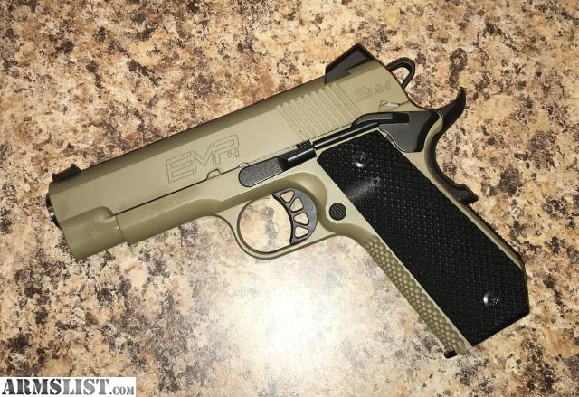 ARMSLIST - For Sale/Trade: Springfield Armory EMP 4 - 9mm