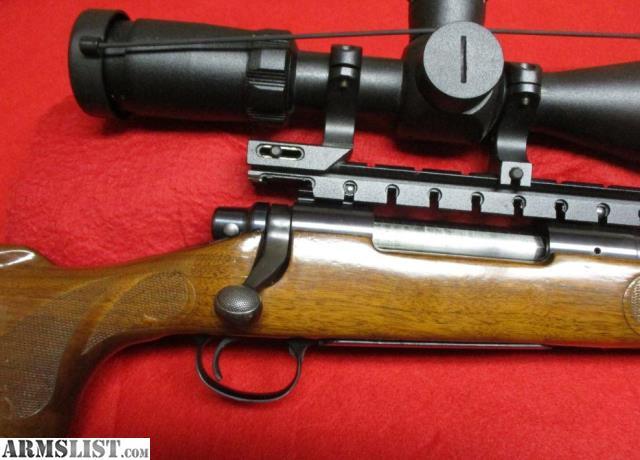 Dating en Remington 700 BDL