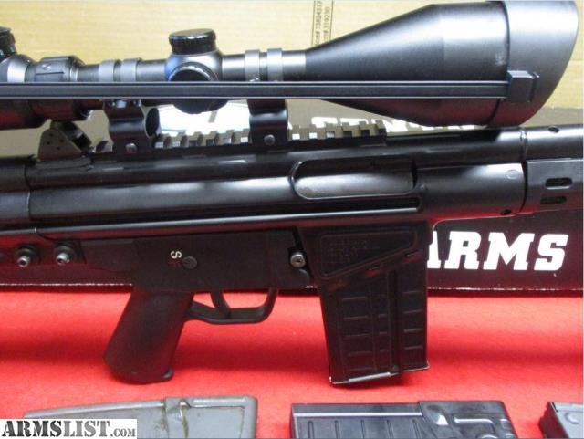 ARMSLIST - For Sale: Century Arms C308 G3/CETME Rifle w
