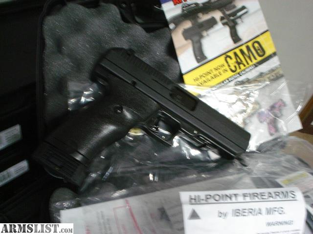 ARMSLIST - For Sale: HI POINT for only $149 BRAND NEW IN THE