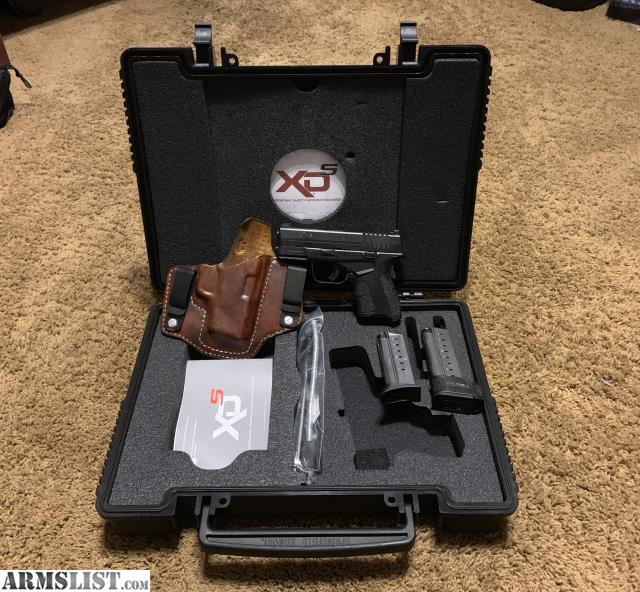 For Sale: Springfield XDS 9mm Mod2 UNFIRED
