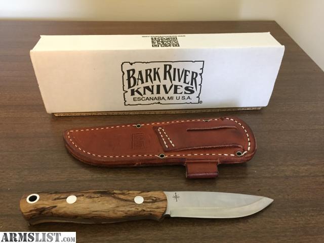 ARMSLIST - For Sale: Bark River Bushcrafter