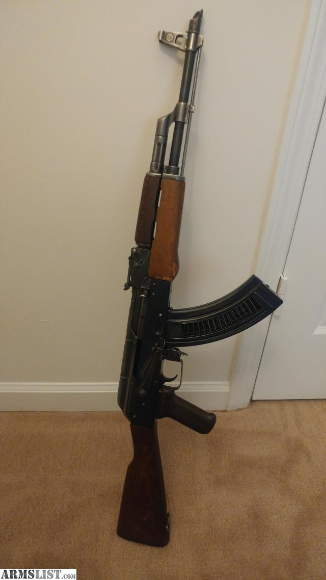 ARMSLIST - For Sale: Lee Armory Romanian AK BFPU