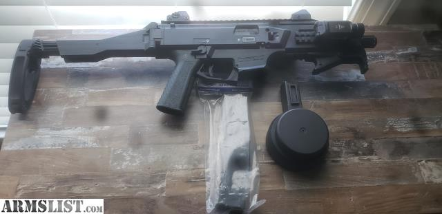 ARMSLIST - For Sale: Scorpion EVO S3 Pistol with Gearhead