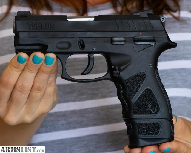 ARMSLIST - For Sale/Trade: Taurus Th 9c 9mm New In Case w/ Extended