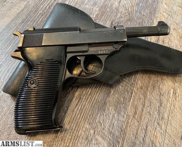 ARMSLIST - For Sale: WW2 Walther P38 MOD (HP)