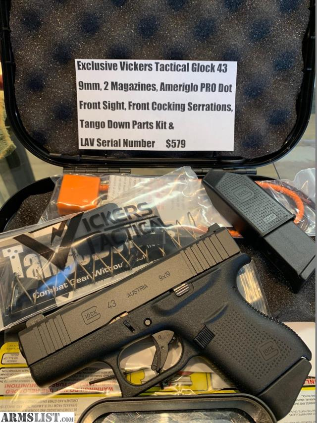 ARMSLIST - For Sale: *EXCLUSIVE* Larry Vickers Tactical