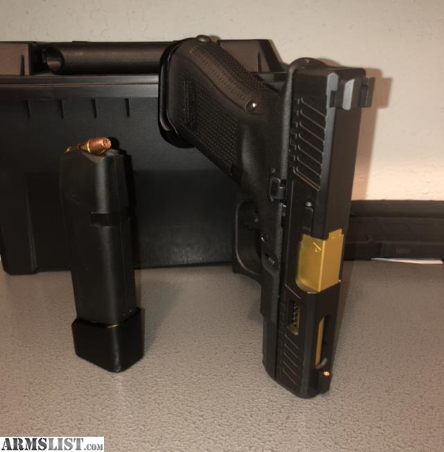 ARMSLIST - For Sale: Custom built gen 5 Glock 19