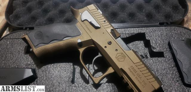 ARMSLIST - For Trade: Kriss Sphinx sdp compact alpha 9mm