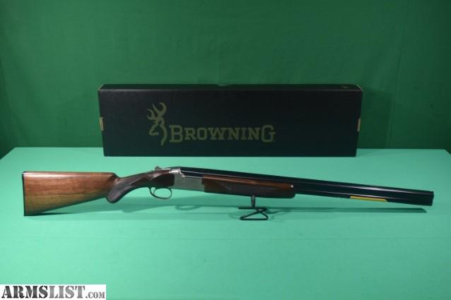 ARMSLIST - For Sale: Browning Citori White Lightning 20GA