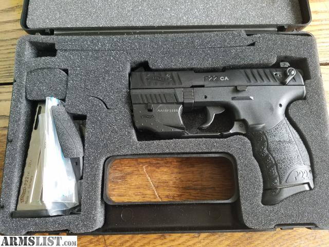 Walther G36 Parts