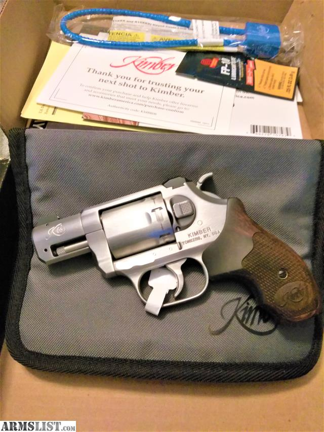 ARMSLIST - For Sale: Never Fired Kimber K6S  357 DASA 2
