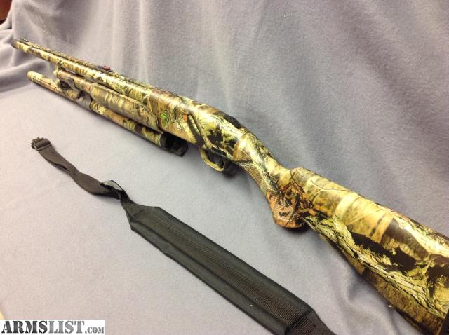 ARMSLIST - For Sale: MOSSBERG 500 TURKEY THUGS SKU# 52366 STOCK