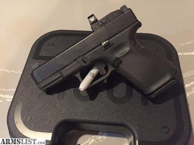 ARMSLIST - For Sale/Trade: Glock 19 Gen 5 MOS Vortex Venom