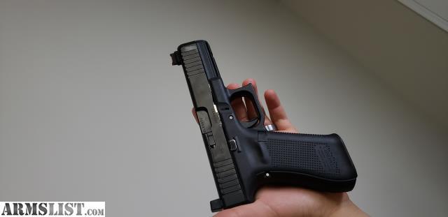 ARMSLIST - For Sale/Trade: Glock 17 Gen 5 MOS FS