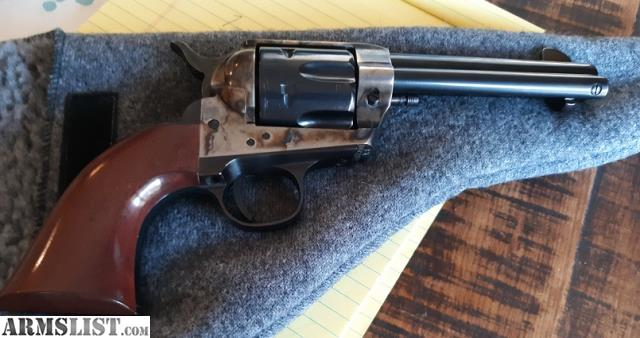 ARMSLIST - For Sale: 45lc Cimarron revolver