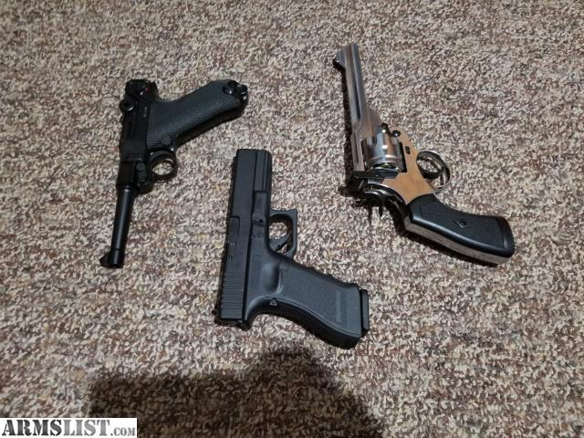ARMSLIST - For Sale: Airsoft guns and pellet gun for sale