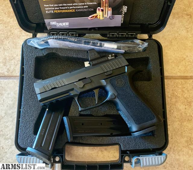 ARMSLIST - For Sale: Sig P320 Pro Carry (X-Carry)