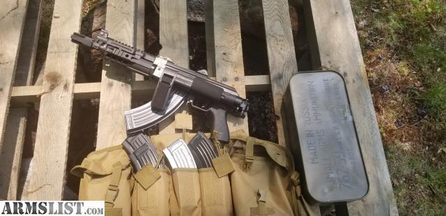 ARMSLIST - For Sale: Yugo m92 AK pistol