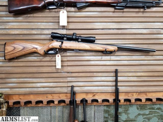 ARMSLIST - For Sale: Savage Mark II  22LR laminate stock