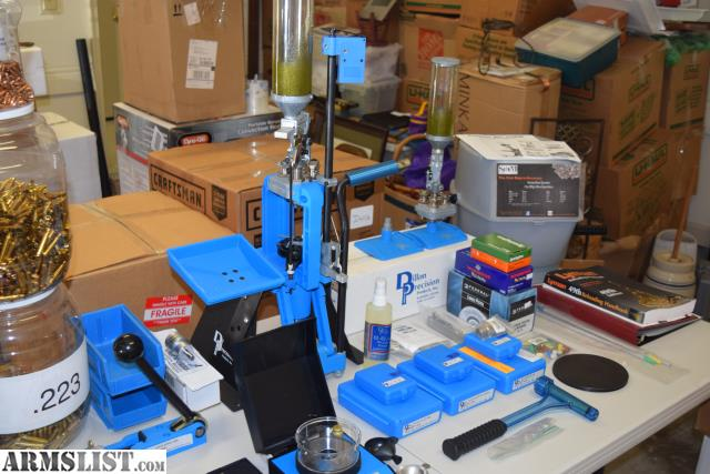 ARMSLIST - For Sale: Dillon Reloading Equip