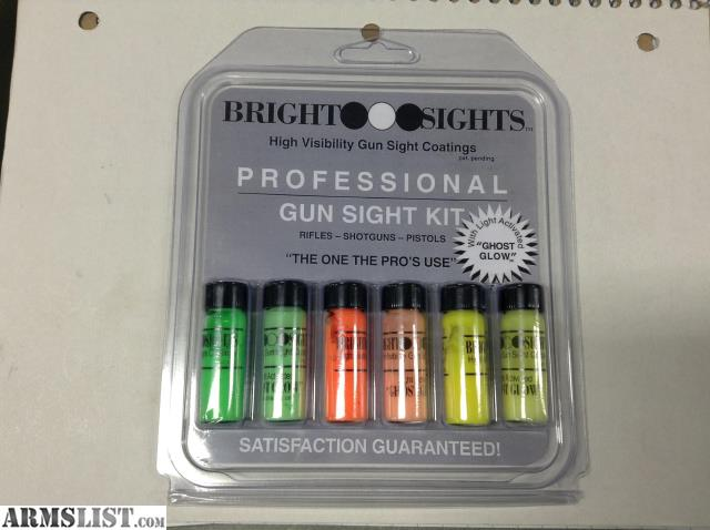 Armslist For Sale Gun Sight Paint Standard And Glow In