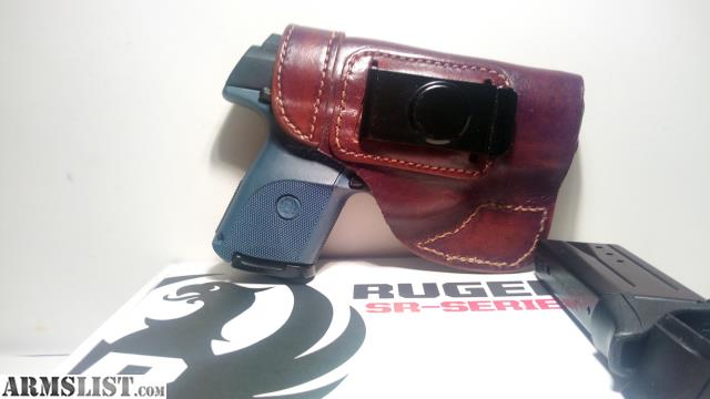 ARMSLIST - For Sale: Ruger SR9C 9mm with 2 Magazines and a