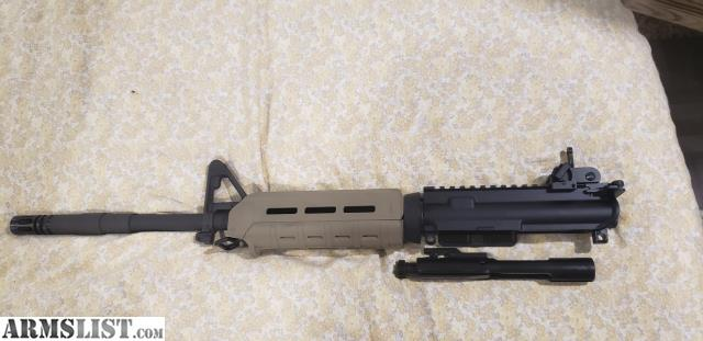ARMSLIST - For Sale: BCM Upper w/matech R/S, Toolcraft BCG