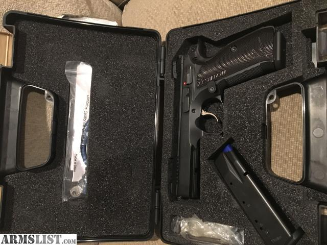 ARMSLIST - For Sale: Unfired cz shadow 2