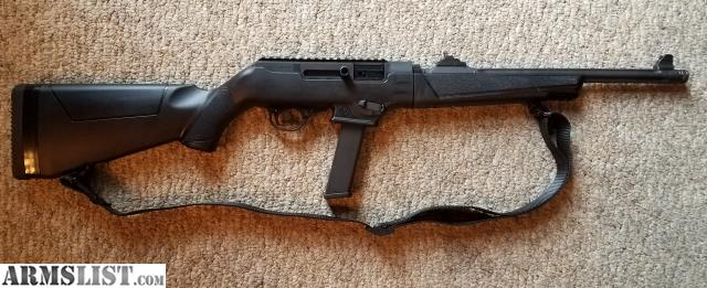ARMSLIST - For Sale/Trade: Ruger PC Carbine  40s&w