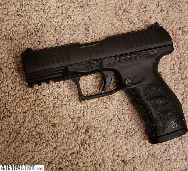 ARMSLIST - For Sale/Trade: Walther PPQ m2 45