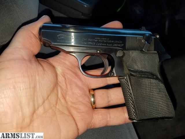 ARMSLIST - For Sale/Trade: Walther PPK/s for Glock 19