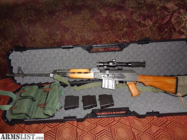 ARMSLIST - For Sale: Yugo M76 8mm rifle
