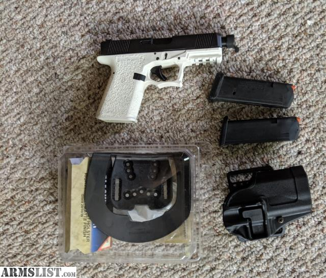 ARMSLIST - For Trade: P80 G19