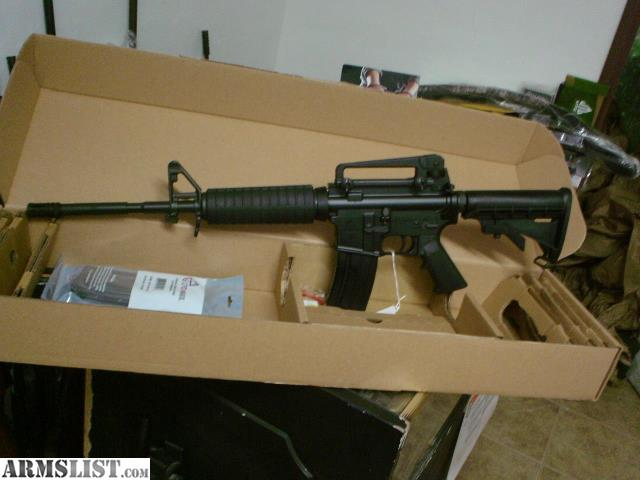 Armslist For Sale Ar15 Gi M4 Carbine Type Semi Automatic Rifle New In Box With Warranty