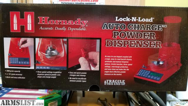 ARMSLIST - For Sale: Used Hornady Auto Charge
