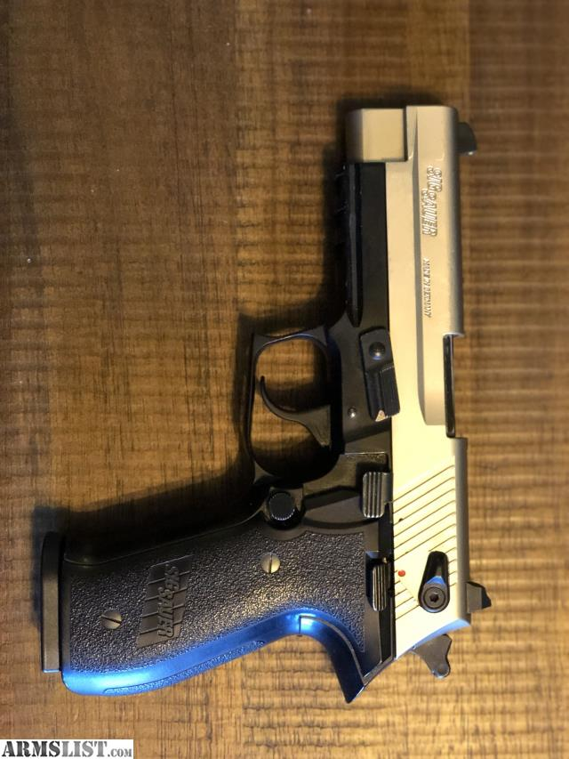 ARMSLIST - For Sale: Sig Mosquito (22LR) and 2022 (40sw and