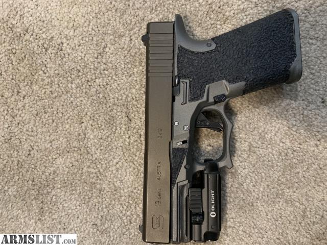 ARMSLIST - For Sale/Trade: Custom Gen 4 Glock 19