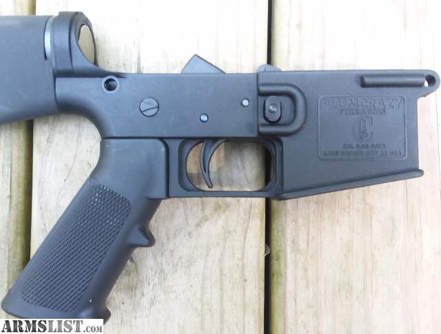 ARMSLIST - For Sale: Assembled Polymer AR Lower
