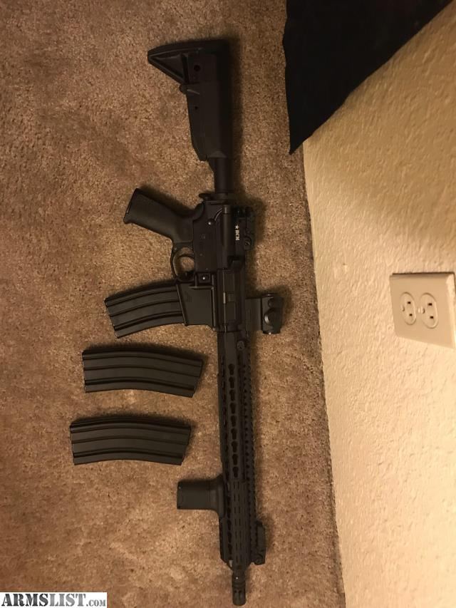 ARMSLIST - For Sale: AR15 for sale, BCM complete upper