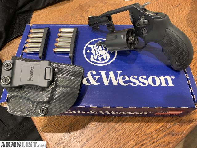 ARMSLIST - For Sale: Smith & Wesson 437 with Apex trigger