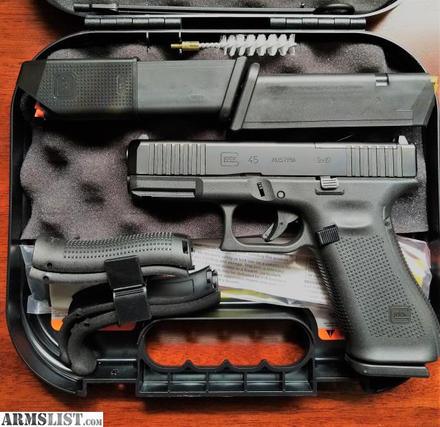 ARMSLIST - For Sale/Trade: Glock 45 MOS