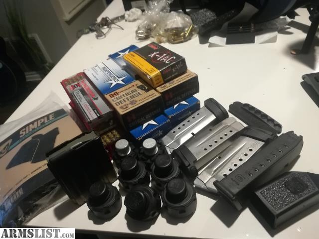 ARMSLIST - For Sale: Gun magazines ammo 9mm 556 38 357