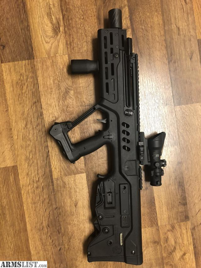 ARMSLIST - For Sale: Original IWI Tavor SAR in 5 56mm and