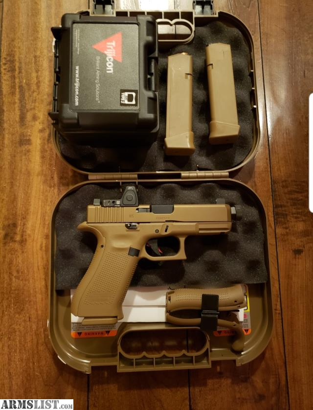 ARMSLIST - For Sale/Trade: Glock 19X with extras