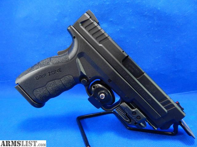 ARMSLIST - For Sale: Springfield Armory XD-9 Mod 2 | 9mm